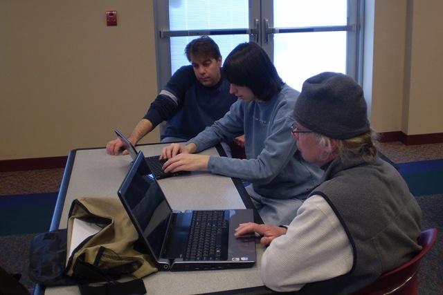 Folks at the Facebook/Reverbnation Workshop 2/20/11
